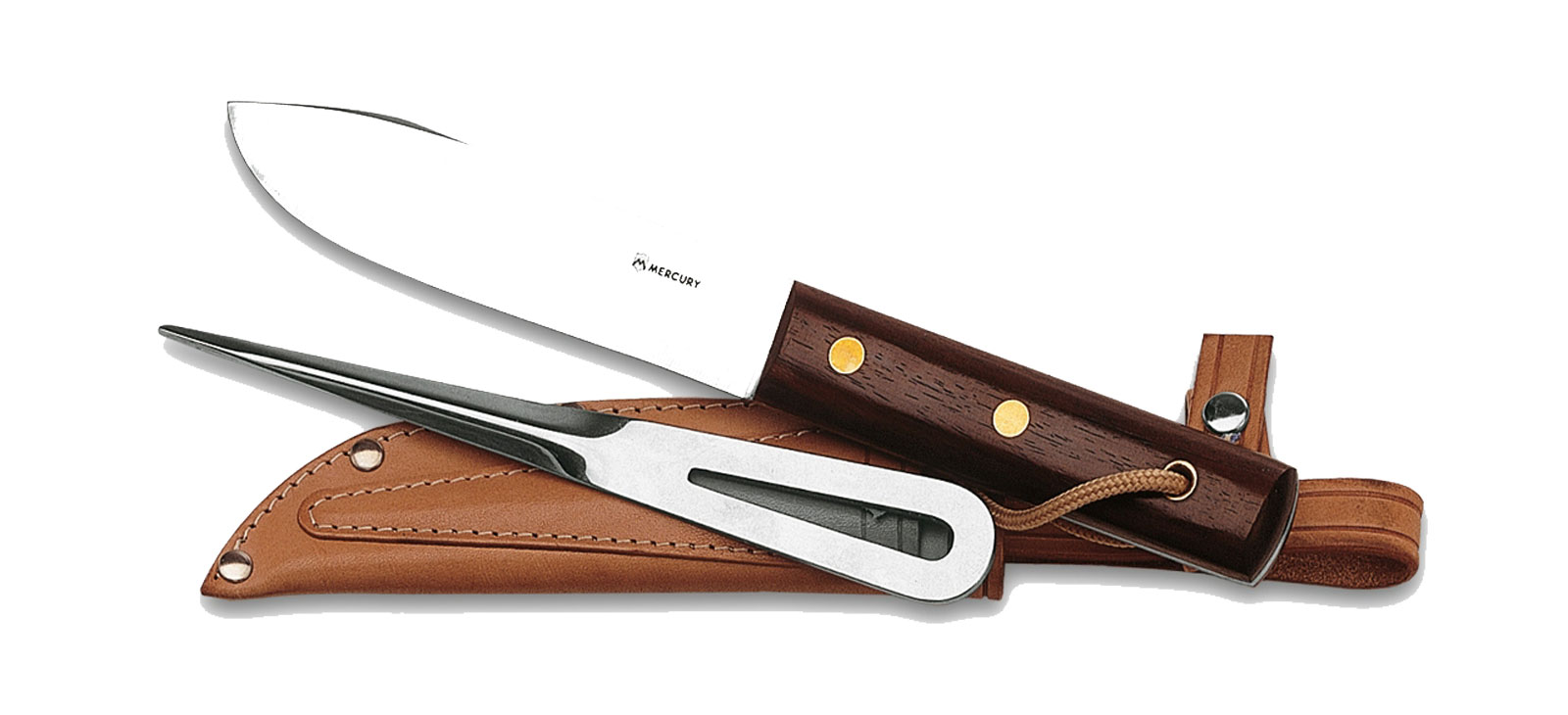 Diving, boat and fishing knives - SAILOR KNIFE WITH MARLIN-ESPIKE - Mercury